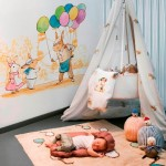 "Coordonné Kids: Alfombras ""Bunny´s Day Out"""