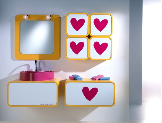 Baños Infantiles Diseno:Modern Bathroom Furniture