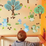 Wallcandy Arts: Divertidos vinilos infantiles para la pared